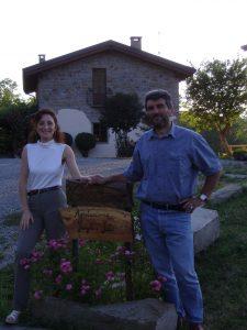 Giovanni e Cristina Funghi e Fate